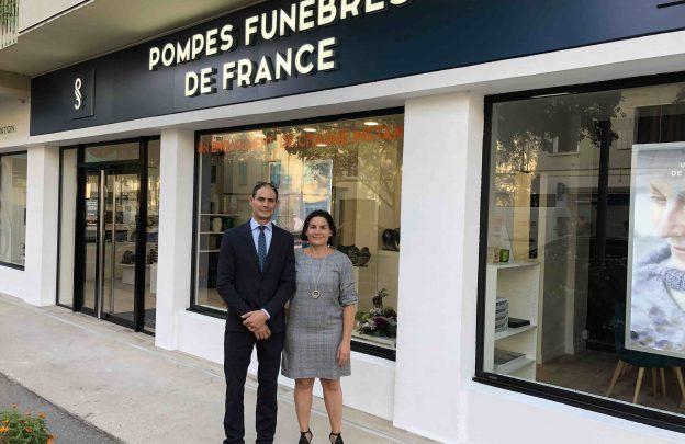 POMPES FUNÈBRES DE FRANCE à Valence (26)