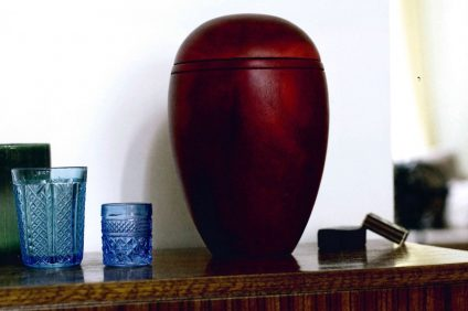 urne funeraire domicile